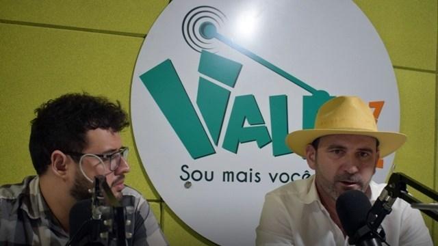 Vice-prefeito Josevaldo Lopes solicita permissão para assumir trabalhos no executivo devido ao afastamento do prefeito Hilário