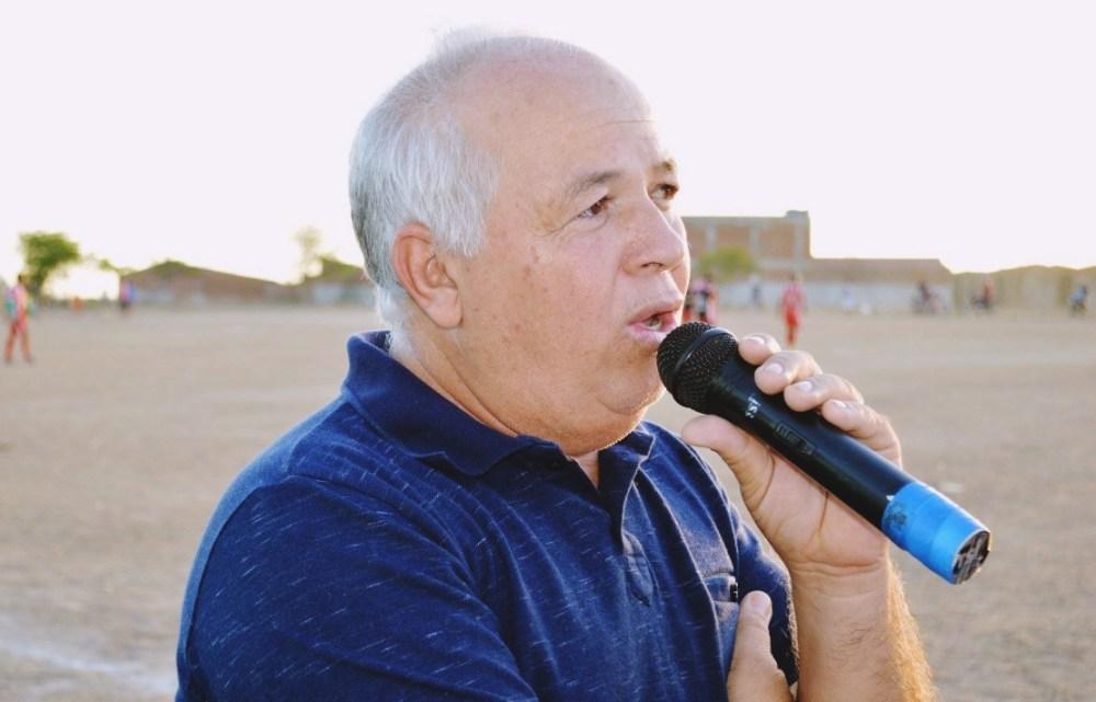 Covid-19: Apoiadores realizarão culto de orações para prefeito de Brejo da Madre de Deus, Hilário Paulo
