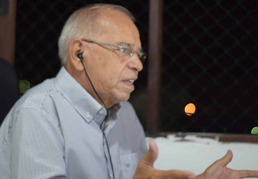 Em live semanal, Fernando Aragão relembra trajetória de Raimundo Aragão e debate com pré-candidatos