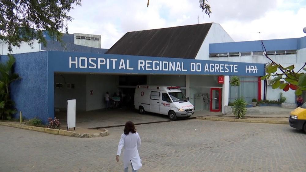 Hospital Regional do Agreste troca corpos em enterro