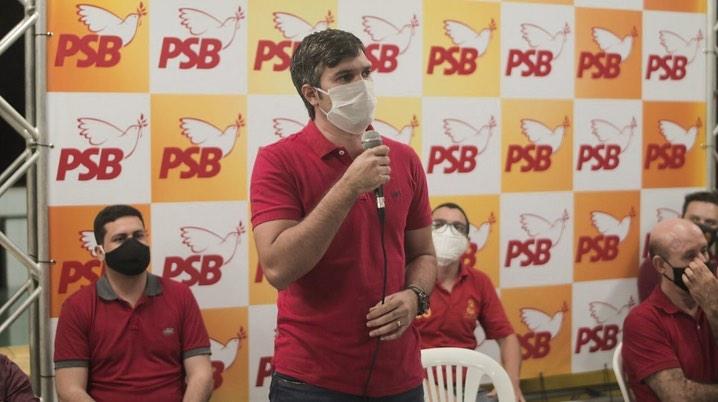 Helinho Aragão realiza encontro com apoiadores em Santa Cruz do Capibaribe