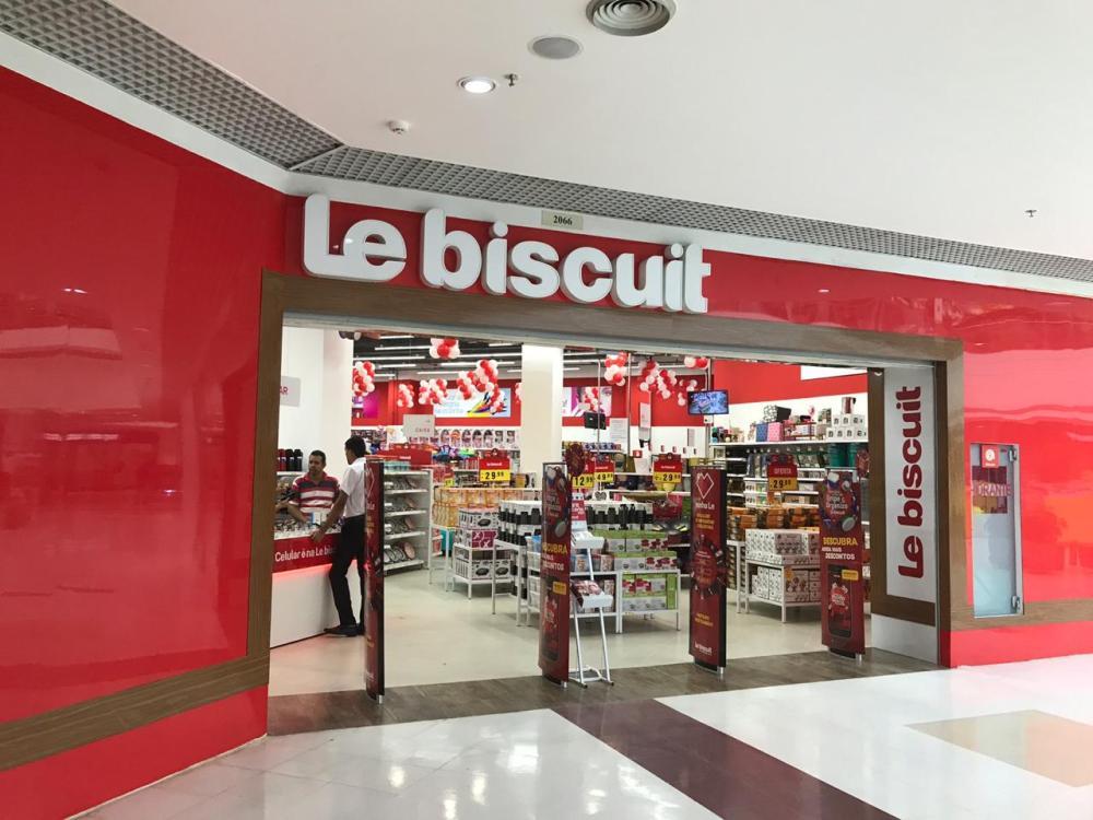 Le Biscuit vai abrir loja em Santa Cruz do Capibaribe