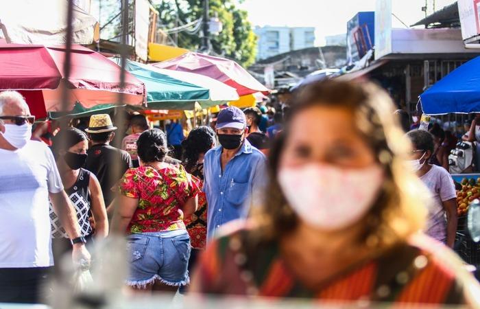 Ministério Público alerta que circulação de pessoas sem uso de máscaras é crime