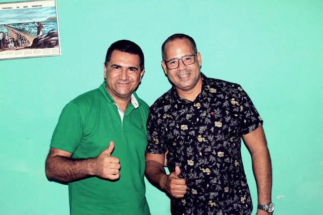 Em Taquaritinga do Norte, Suerlan Santiago completa chapa majoritária ao lado de Fábio de Jairo