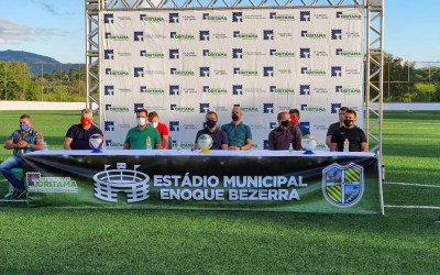 Prefeitura de Toritama inaugura novo estádio municipal