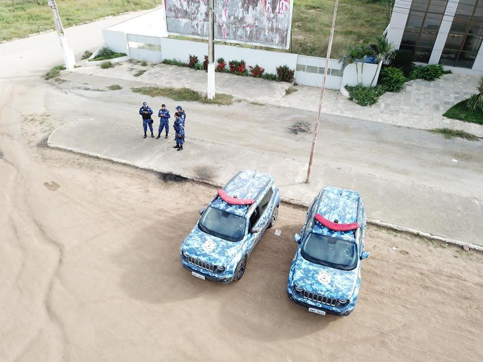 Prefeitura de Toritama realiza operação para coibir comercialização de produtos às margens de rodovia
