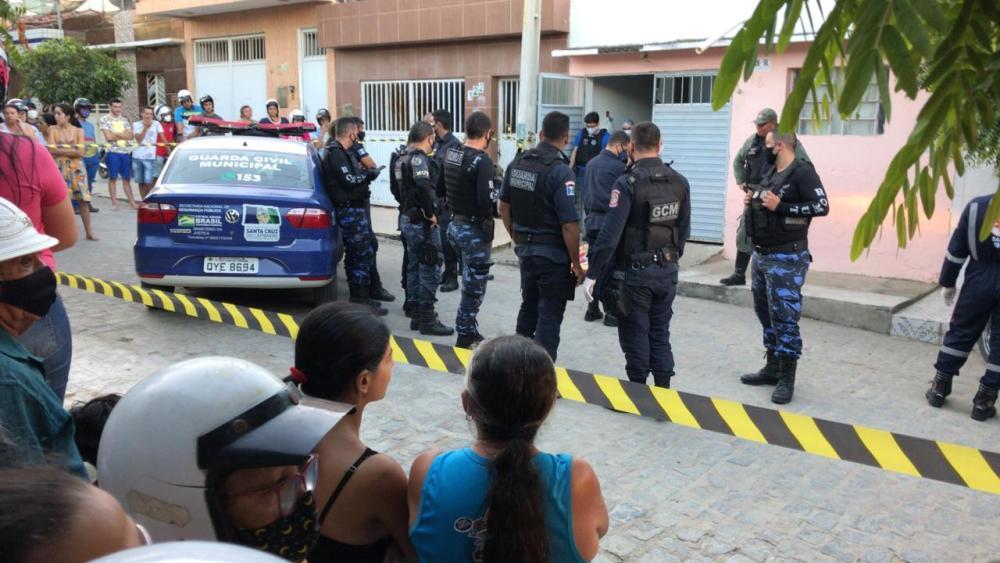 Mulher é assassinada em Santa Cruz do Capibaribe