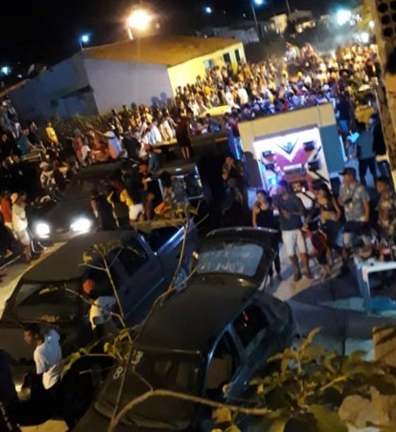 Aglomeração em Jataúba preocupa autoridades de saúde