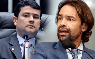 Eduardo da Fonte e Diogo Moraes seguem com discursos diferentes em relação ao apoio do PSB à Fernando