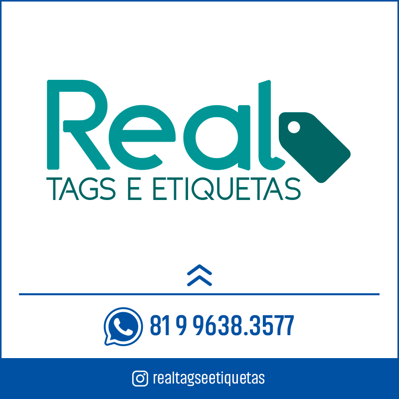 Real Tags e Etiquetas (Lateral)