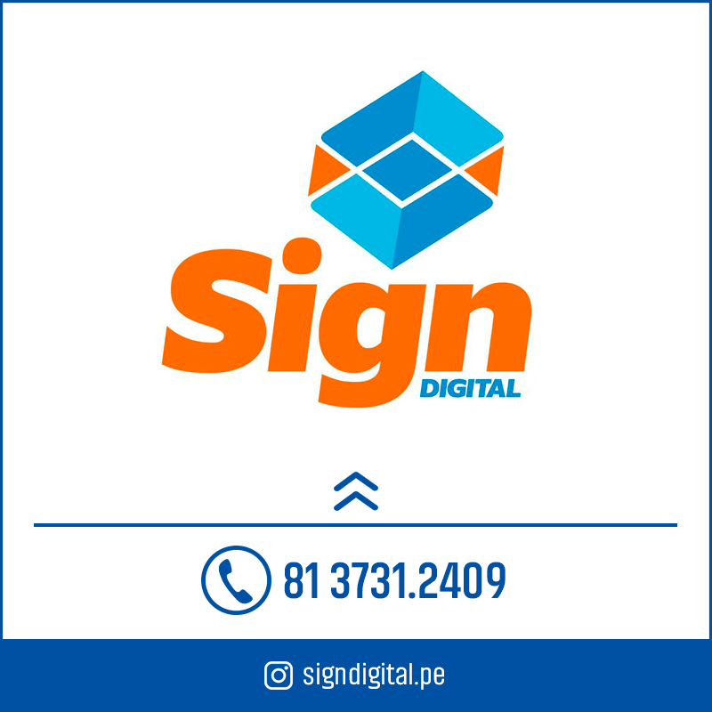 Sign Digital (Lateral)