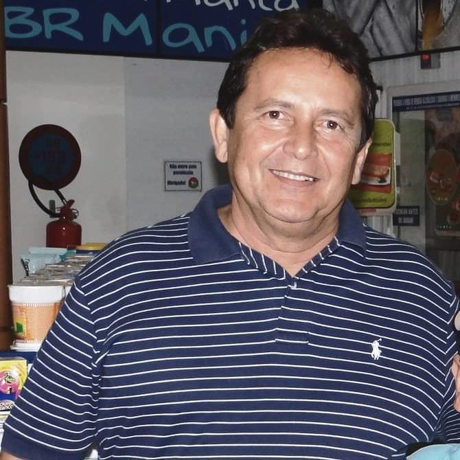 Morre Hideraldo Abrantes, vítima de Covid-19