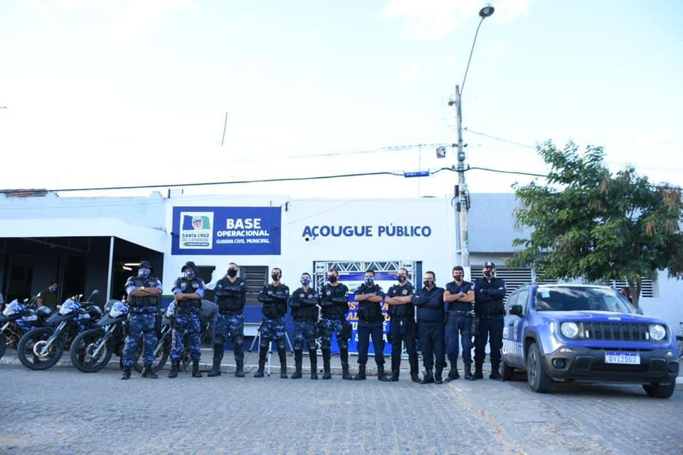 Base Operacional da Guarda Municipal é implantada na Vila do Pará