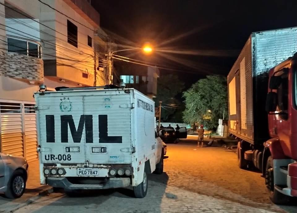 Trinta pessoas são assassinadas no fim de semana em Pernambuco