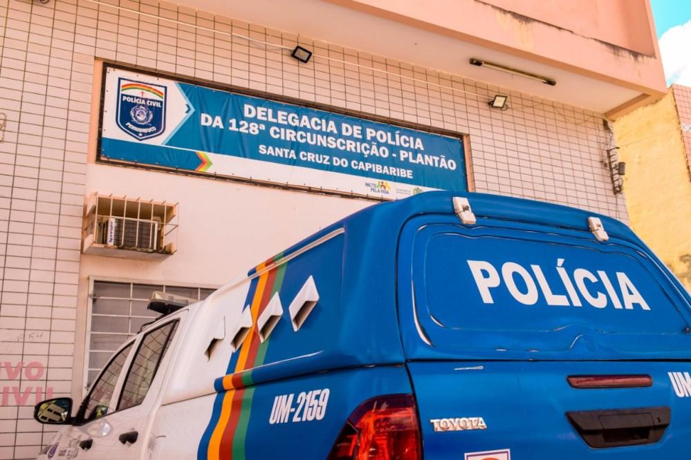 Polícia prende três pessoas se passando por policiais federais em Santa Cruz do Capibaribe