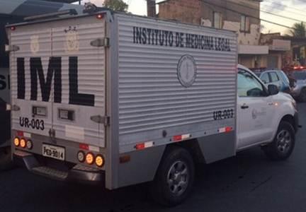 Trinta e três pessoas assassinadas no fim de semana em Pernambuco