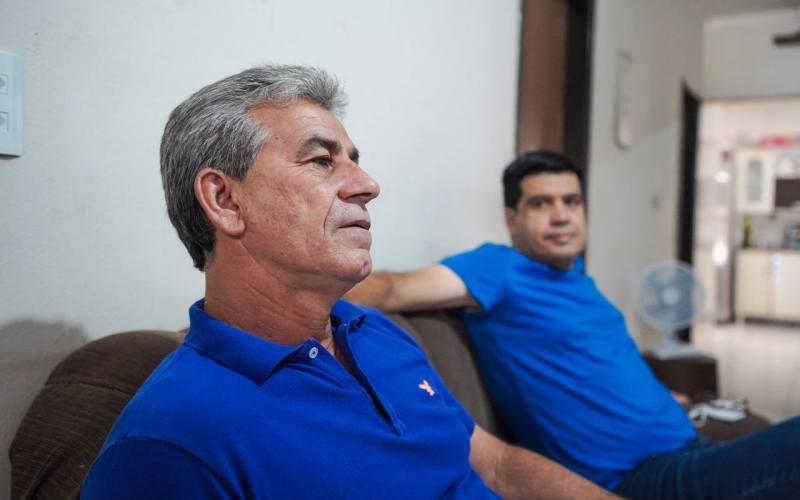 Justiça Eleitoral ordenada retirada de 'efeito outdoor' em comitê central de Dida de Nan e Joselito