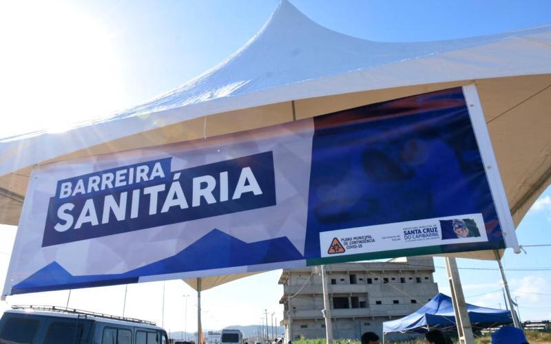 Para combater a Covid-19, prefeitura recebeu R$5,1 milhões do Governo Federal e R$228 mil do Governo Estadual