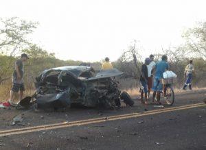 Acidentes deixam dois mortos no Sertão de Pernambuco