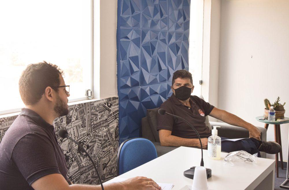Representantes dos candidatos a prefeito de Santa Cruz do Capibaribe conhecem cronograma de debate do Blog do Bruno Muniz