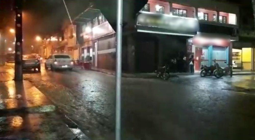 Fortes chuvas atingem Pesqueira e região; veja os vídeos