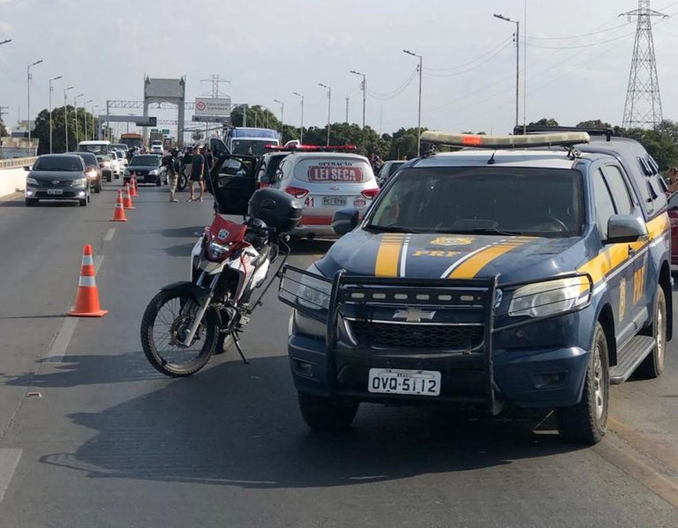 Durante feriadão, Pernambuco registra 64 acidentes e seis mortes, segundo PRF