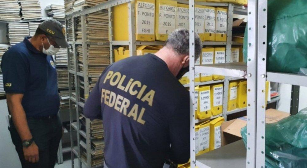 PF faz operação para investigar uso de lotéricas para lavagem de dinheiro em Pernambuco
