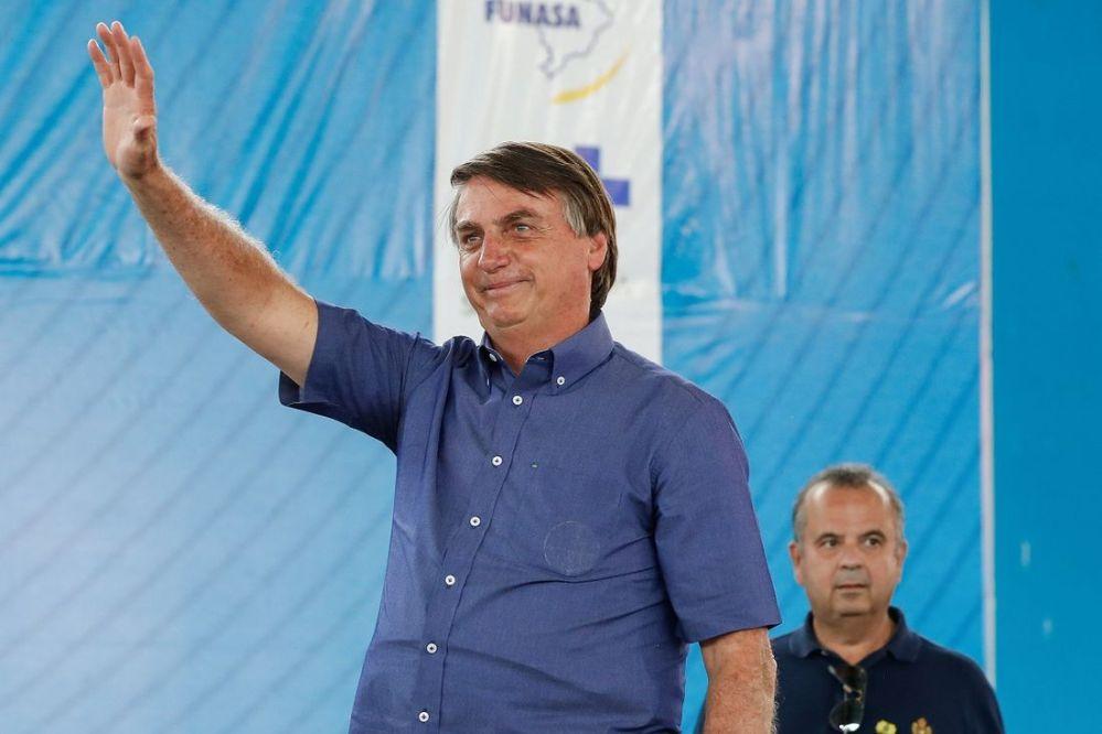 'Mundo está de olho em nós. Temos o que eles não têm', diz Bolsonaro em nova viagem ao Nordeste