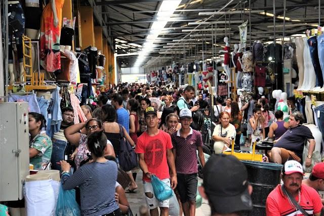 Mulheres de Campina Grande/PB são detidas por furto de mercadorias no Moda Center Santa Cruz