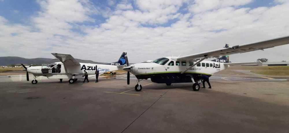Voos comerciais são iniciados no Aeroporto de Caruaru a partir desta quarta
