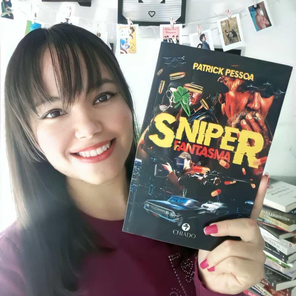 Diversidade Literária: Bruna Marques analisa Sniper Fantasma