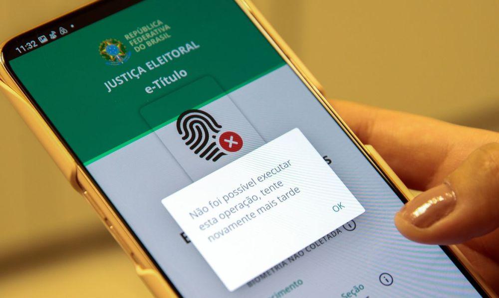 Eleitores relatam dificuldades para justificar voto pelo e-título