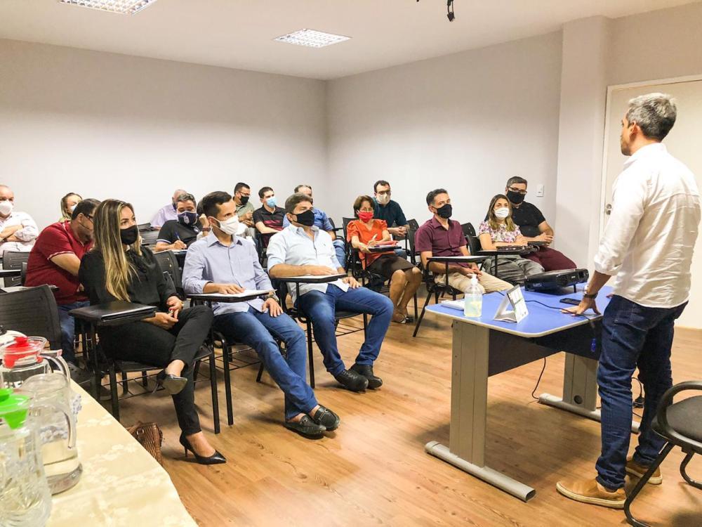 Fábio Aragão anuncia todos os secretários que irão compor sua gestão a partir de 2021