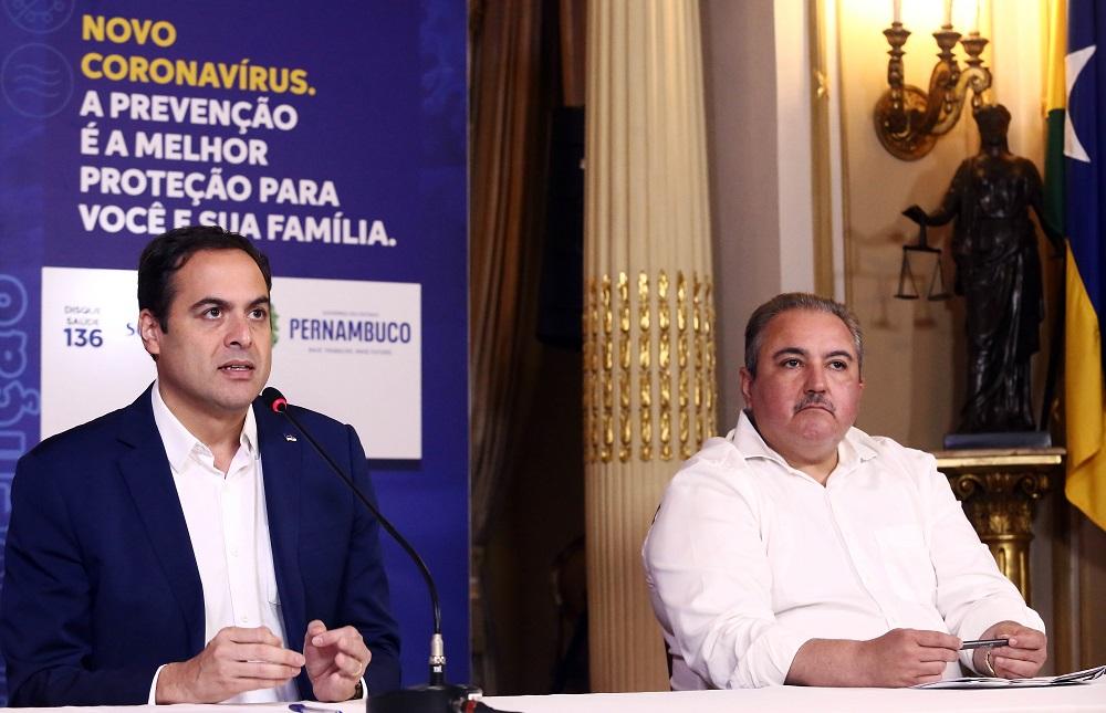 Devido à pandemia, Pernambuco mantém estado de calamidade pública até junho de 2021