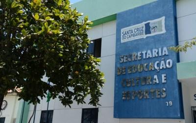 Prefeitura de Santa Cruz antecipará o pagamento de janeiro dos servidores da educação