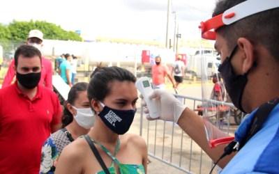 Moda Center será mais rigoroso com o protocolo de segurança e distanciamento social para a realização de feiras