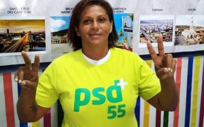 Rozangela, vereadora mais votada em Santa Cruz do Capibaribe diz em post no Facebook que não irá se vacinar e critica ato de vacinação