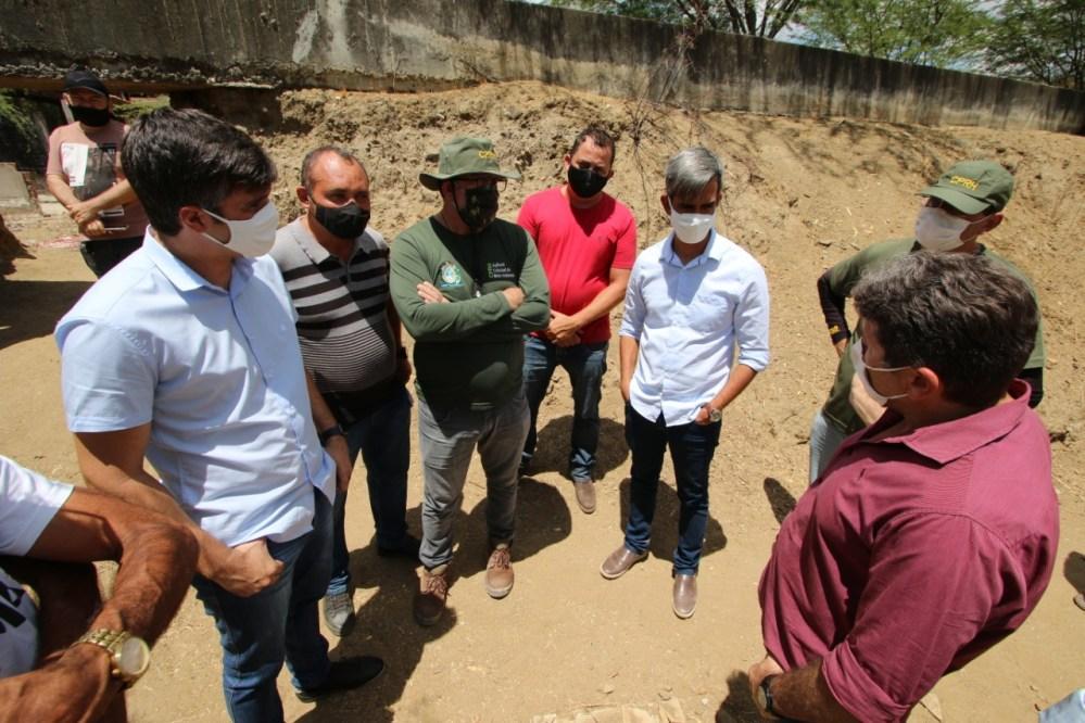 Agência do Meio Ambiente de Pernambuco realiza vistoria no Matadouro Público de Santa Cruz do Capibaribe