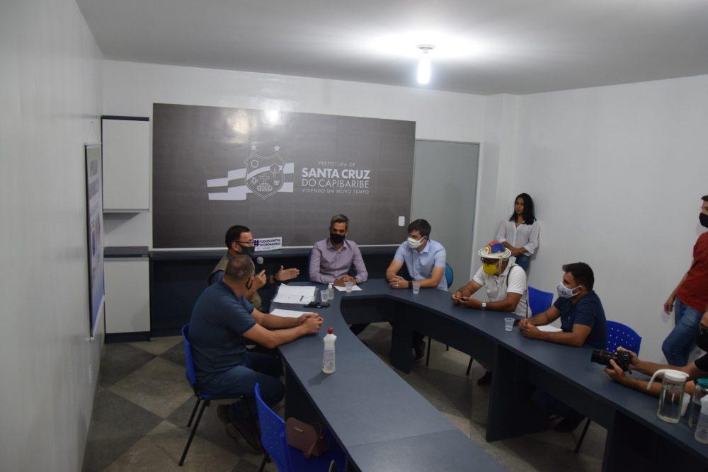 Operação Carnaval 2021 é iniciada em Santa Cruz do Capibaribe