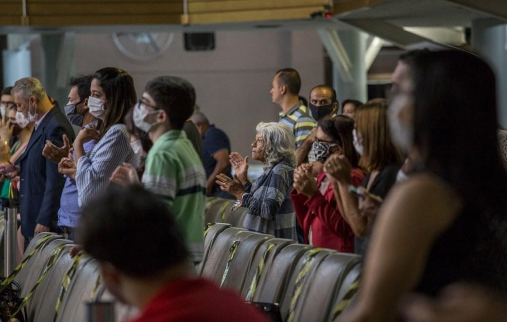 Retiros espirituais com públicos comprometidos em Santa Cruz do Capibaribe