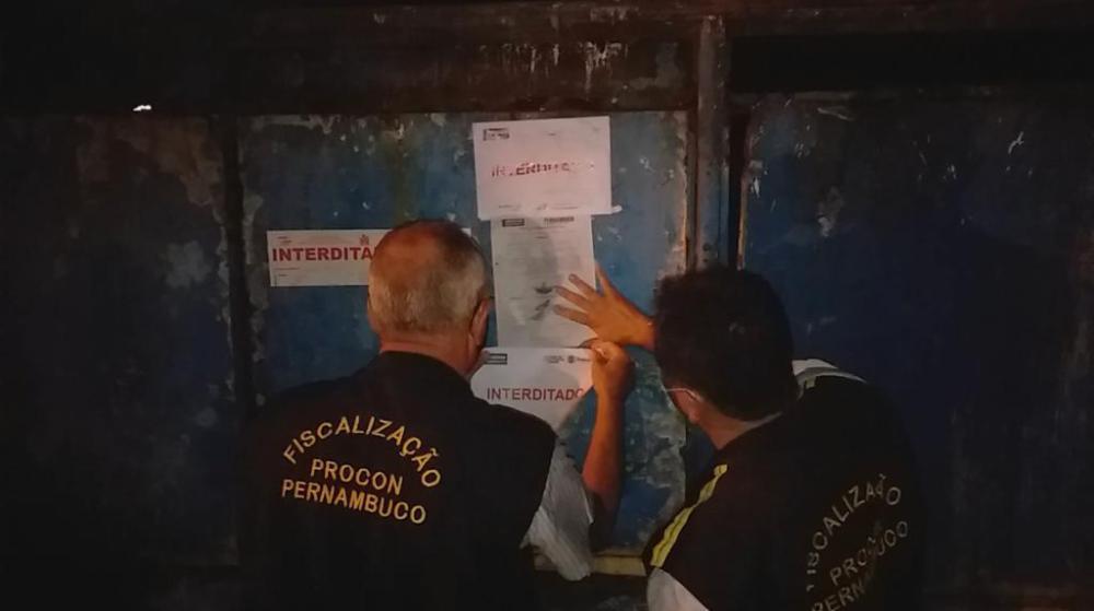 Procon-PE já fiscalizou 457 estabelecimentos e interditou 31 durante a pandemia