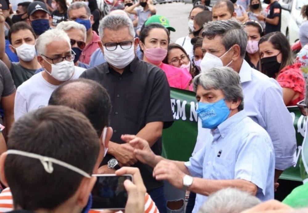 Após contrariar decreto e incentivar reabertura do comércio, prefeito de Belo Jardim é notificado pelo Ministério Público de Pernambuco