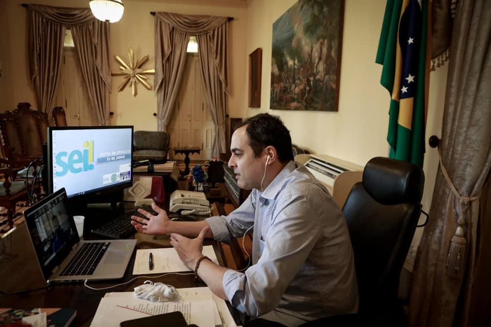 Em conversa com Paulo Câmara, epidemiologista diz que duas próximas semanas serão as mais críticas no estado