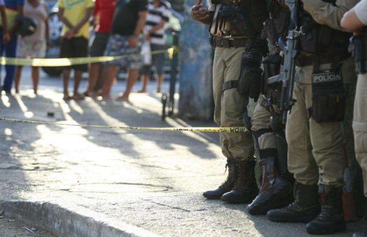 Fim de semana com o registro de 29 homicídios em Pernambuco