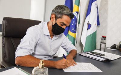 Fábio Aragão busca alternativas para comprar vacinas contra a COVID-19