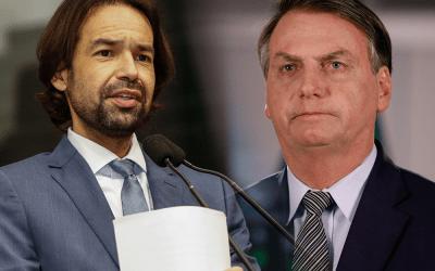 """""""Declarações abomináveis"""", diz Diogo Moraes sobre falas de Jair Bolsonaro durante pandemia"""