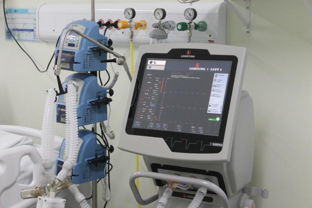 Hospital Mestre Vitalino, em Caruaru, ganha mais 10 leitos de UTI