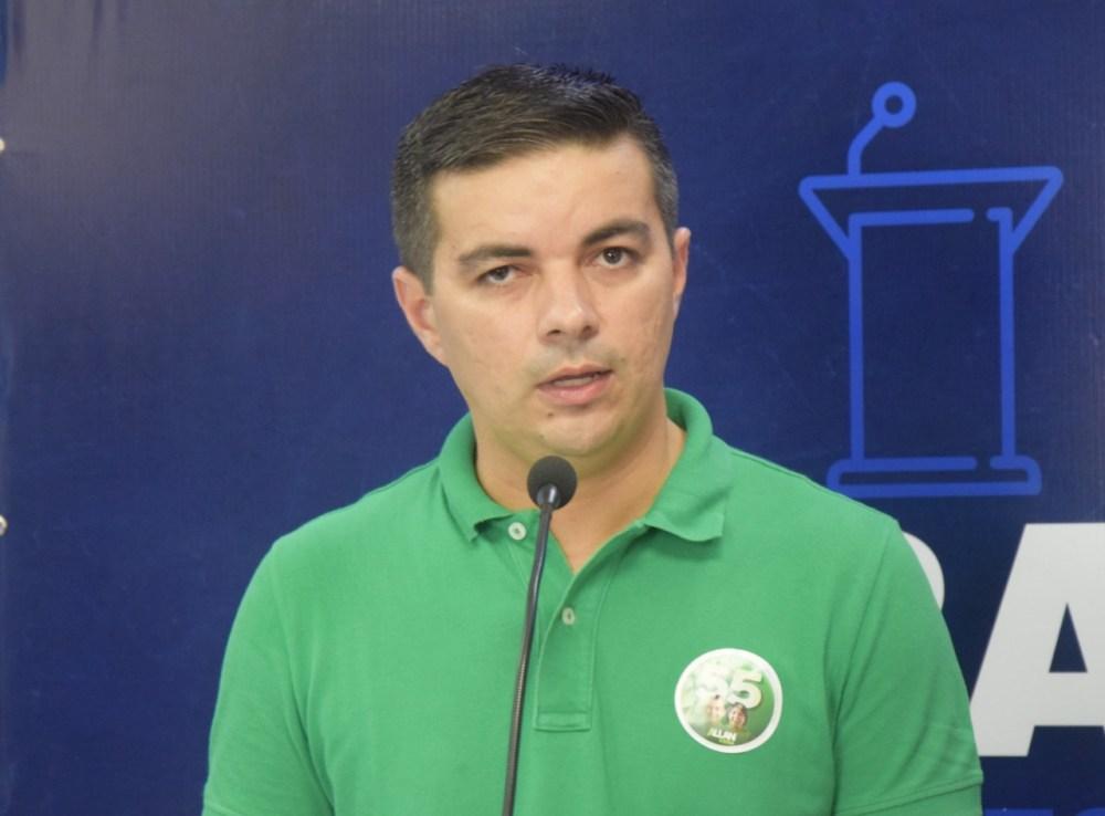 Allan Carneiro expõe que denunciou gestão de Fábio Aragão ao MPPE solicitando esclarecimentos