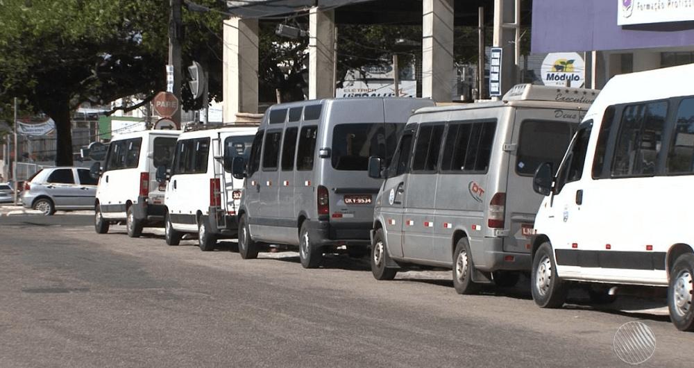 Recadastramento dos mototaxistas, taxistas e condutores de transporte alternativo de Santa Cruz começa nesta segunda