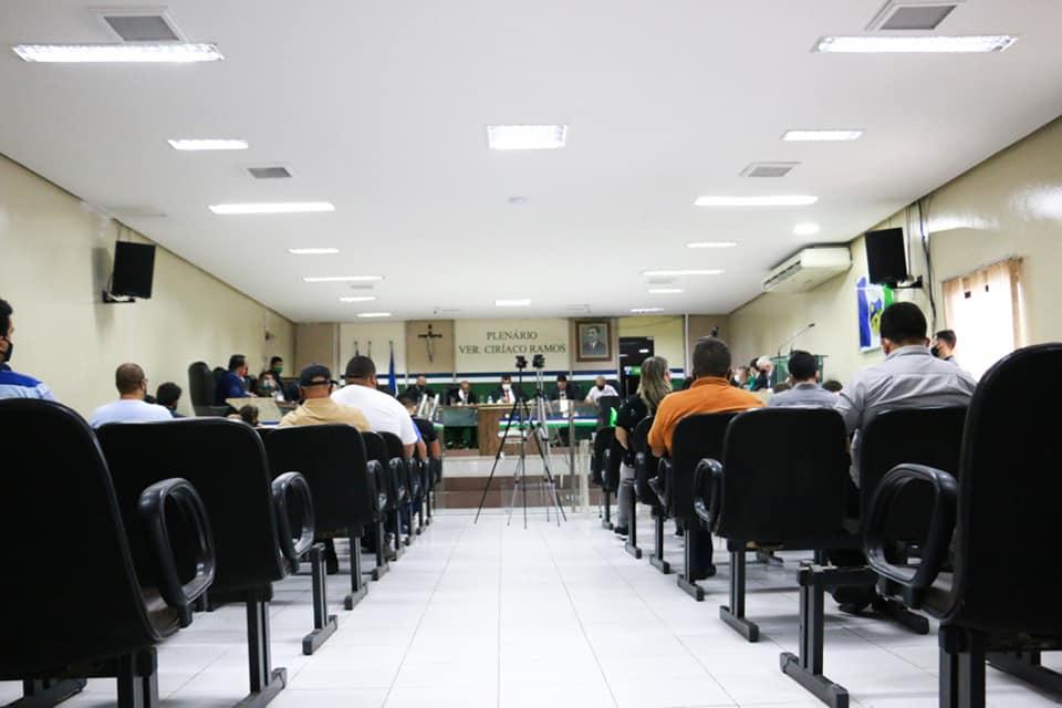 Vereadores oposicionistas protocolam emenda pedindo modificações no Auxílio Emergencial Municipal